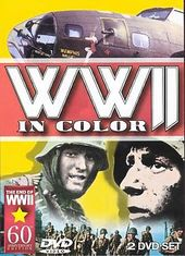 WWII - WWII In Color (2-DVD)