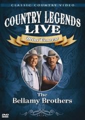The Bellamy Brothers - Country Legends Live: Mini