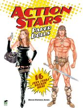 Action Stars - Paper Dolls