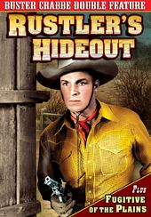 Buster Crabbe Double Feature: Rustler's Hideout