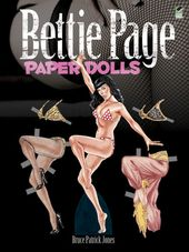 Bettie Page - Paper Dolls