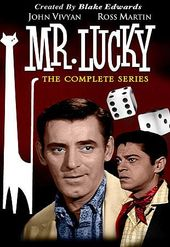 Mr. Lucky - Complete Series (4-DVD + Bonus Audio