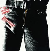 Sticky Fingers (2LP - 180GV Deluxe Working Zipper