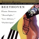 "Beethoven: Piano Sonatas ""Moonlight,"" ""Les"