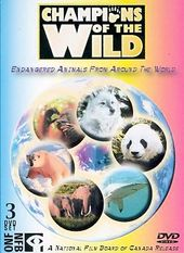 Champions of the Wild: Endangered Animals from