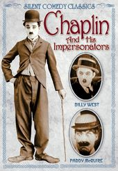 Chaplin and His Impersonators, Volume 1 (Silent)