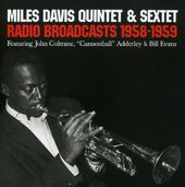 Radio Broadcasts 1958 - 59 [Import]