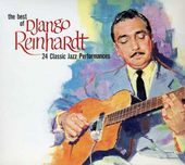 The Best of Django Reinhardt: 24 Classic Jazz