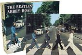 The Beatles - Abbey Road: Album Cover 1000-Piece