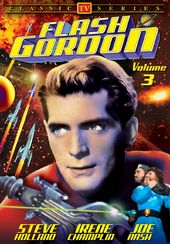 "Flash Gordon, Volume 3 - 11"" x 17"" Poster"