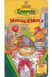 The Adventures of Mouse & Mole (Includes Crayola
