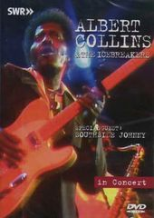 Albert Collins & The Icebreakers - In Concert