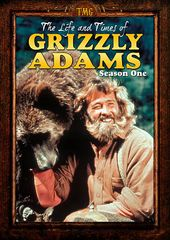 Grizzly Adams - Season 1 (4-DVD)