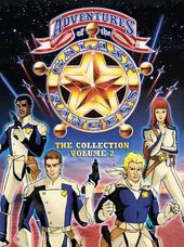 Adventures of the Galaxy Rangers - Collection -