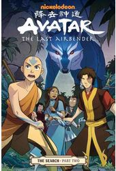 Avatar: The Last Airbender 2: The Search