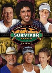 Survivor - Season 3 (Africa) (5-Disc)