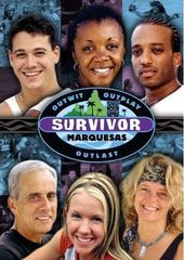 Survivor - Season 4 (Marquesas) (5-Disc)