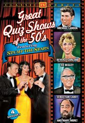 "Great Quiz Shows of the 1950s, featuring ""Stump"