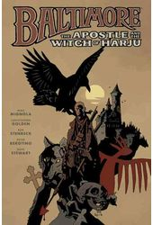 Baltimore 5: The Apostle and the Witch of Harju