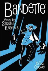 Bandette 2: Stealers Keepers!