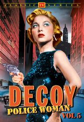 "Decoy: Police Woman, Volume 5 - 11"" x 17"" Poster"