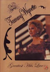 Tammy Wynette - Greatest Hits Live