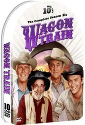 Wagon Train - Complete 6th Season [Tin Case]