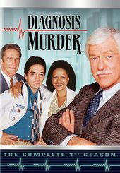 Diagnosis Murder - Season 1 (5-DVD)