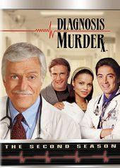 Diagnosis Murder - Season 2 (6-DVD)