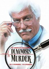 Diagnosis Murder - Complete Collection (32-DVD)