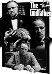 The Godfather - Lenticular Framed Poster