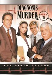 Diagnosis Murder - 6th Season, Part 1 (3-DVD)