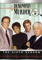 Diagnosis Murder - 6th Season, Part 2 (3-DVD)