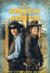 Alias Smith and Jones - Complete Series (10-DVD)