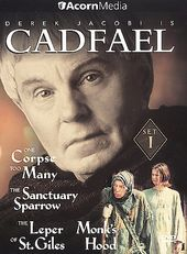 Cadfael - Series 1 (4-DVD)