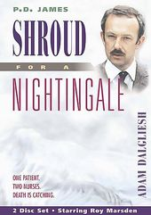 P.D. James: Shroud for a Nightingale (2-DVD)