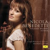 Nicola Benedetti plays Vaughan Williams & Tavener