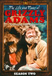Grizzly Adams - Season 2 (4-DVD)