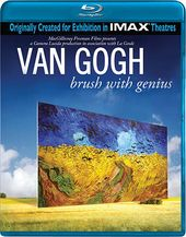 Van Gogh: Brush with Genius (Blu-ray)