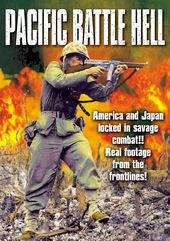 "WWII - Pacific Battle Hell - 11"" x 17"" Poster"
