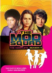 The Mod Squad - Complete Season 4 (8-DVD)