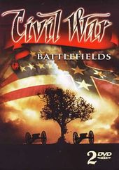Civil War - Battlefields (2-DVD)