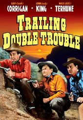 The Range Busters: Trailing Double Trouble