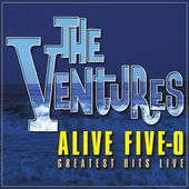 Alive Five-O Greatest Hits Live (2-CD)