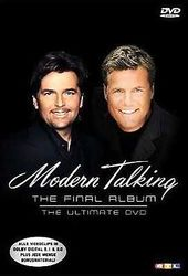 Modern Talking - Final Album (PAL format)