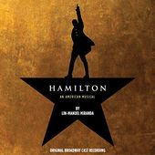 Hamilton (Original Broadway Cast Recording) (4LP