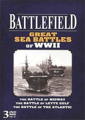 WWII - Battlefield: Great Sea Battles of World