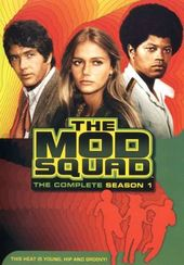 The Mod Squad - Complete Season 1 (8-DVD)