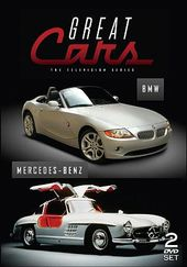 Cars - Great Cars: BMW / Mercedes-Benz (2-DVD)