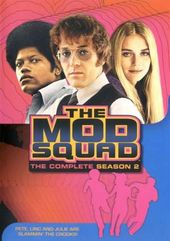 The Mod Squad - Complete Season 2 (7-DVD)